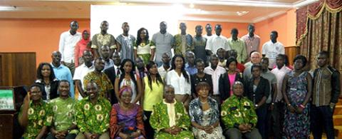 The Gambian Chapter of KNUST Alumni Association Launched
